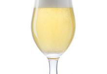 Beer glass set van 2